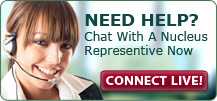 Chat With A Nucleus Representative Today!